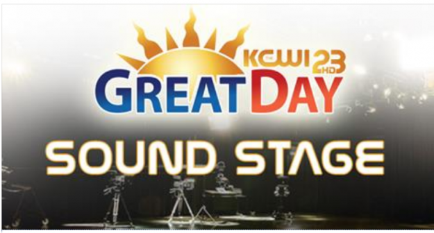 KCWI TV GreatDay Sound Stage