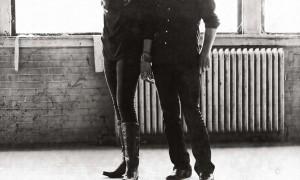 Hilary Scott and AJ Gennaro
