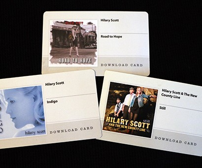 Digital Download Cards