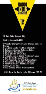 Radio Indie Alliance Jan 28 2019